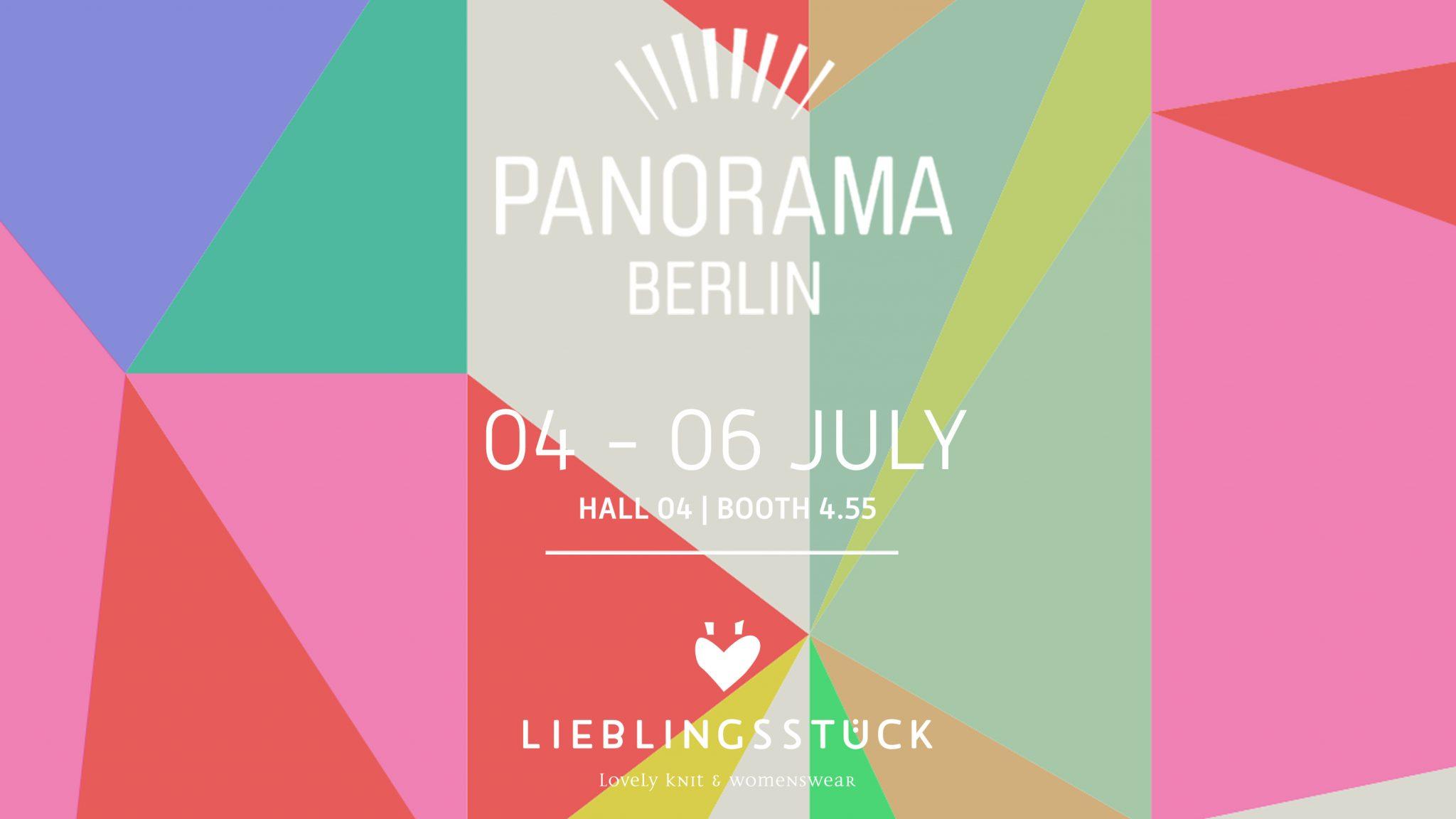 Lieblingsstueck Messe Panorama Berlin