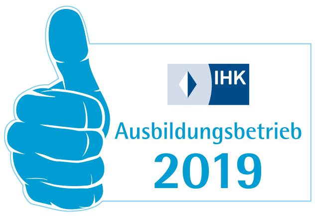 Lieblingsstueck Ausbildungsbetrieb IHK 2019 Jobs Ausbildung Zertifikat zertifiziert