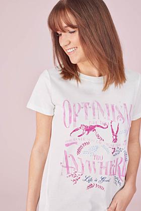 T-Shirt Optimism