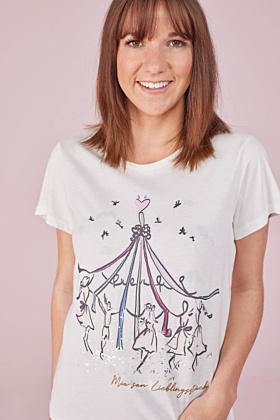 T-Shirt Mia san Lieblingsstück
