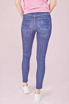 Dancing Queen Skinny 5-Pocket Jeans
