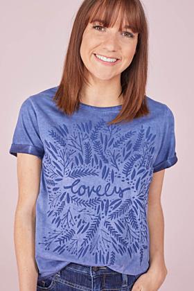 T-Shirt Lovely Flowers