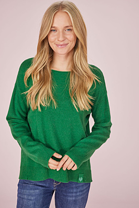 Oversize Pullover LenjaL
