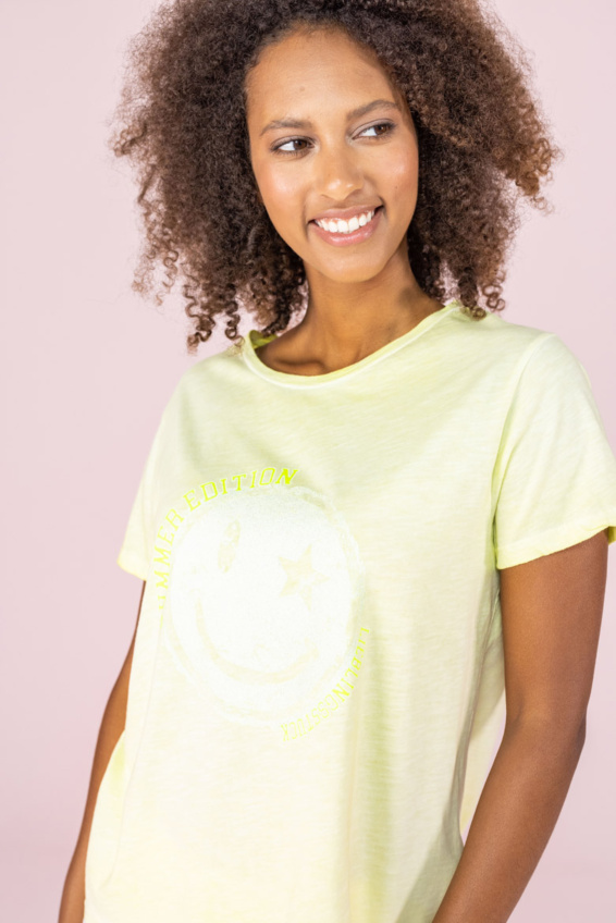Summer Special Shirt Smiley
