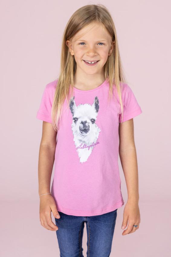 Kids T-Shirt Alpaca