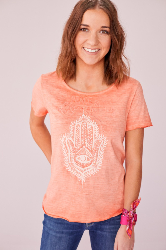 T-Shirt Peace Love Harmony