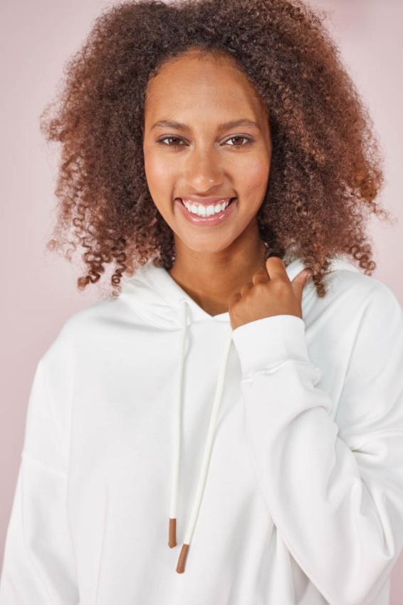 Kapuzensweatshirt Cosy in Love
